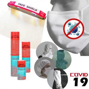 Higiene y Desinfección Covid 19
