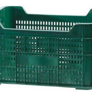 Cajas y cubetas de plástico