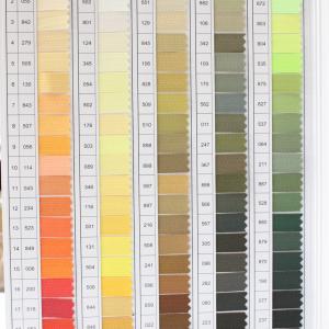 Catalogo de Colores ykk
