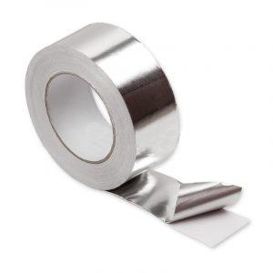 Cinta aluminio